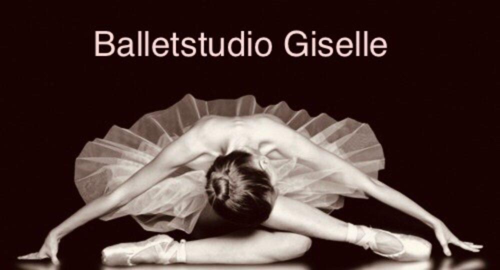 Balletstudio Giselle more than dance